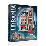 Wrebbit Urbania Fire Station 3D Puzzle