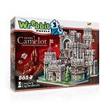 Wrebbit King Arthur's Camelot 3D Puzzle