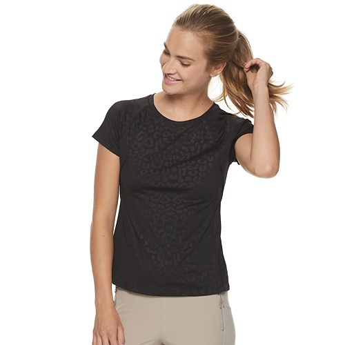 Women's FILA SPORT® Piping Short Sleeve Tee