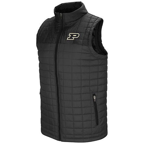 Men's Purdue Boilermakers Amplitude Puff Vest