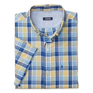 Men's IZOD Sportswear Classic Fit Button-Down Shirt