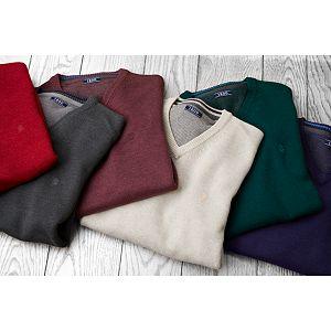 Men's IZOD Premium Essentials V-neck Sweater