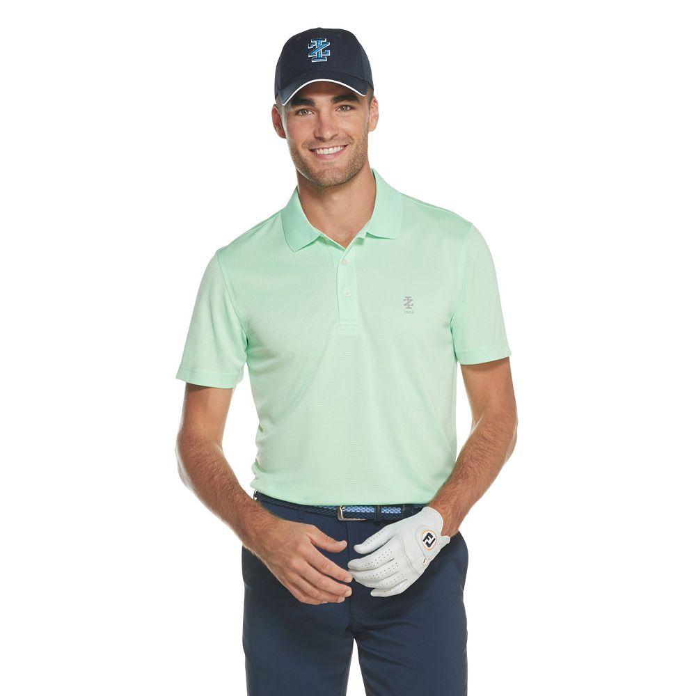Men's IZOD Sportswear Grid Golf Polo