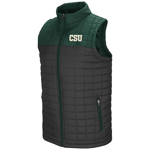 Men's Colorado State Rams Amplitude Puff Vest