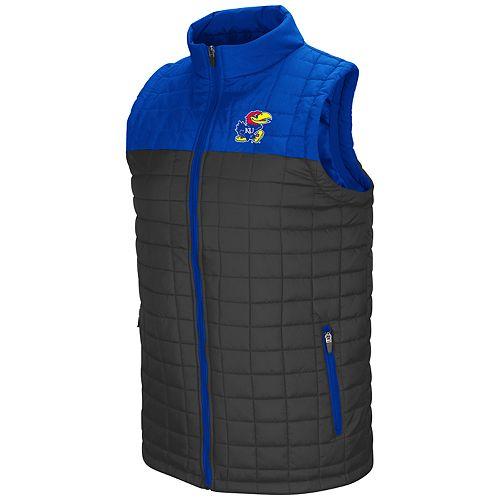 Men's Kansas Jayhawks Amplitude Puff Vest