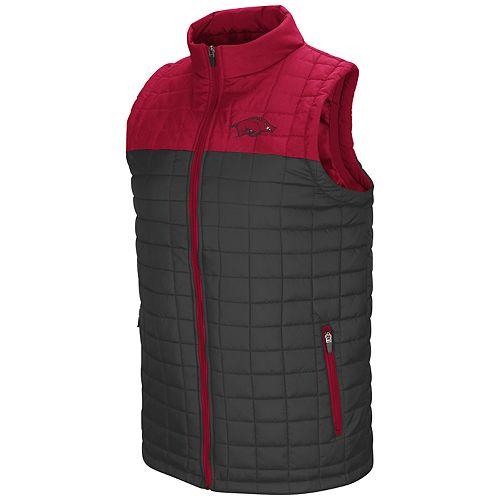 Men's Arkansas Razorbacks Amplitude Puff Vest