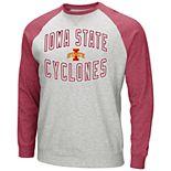 Men's Iowa State Cyclones Raglan Sleeve Fleece