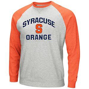 Men's Syracuse Orange Raglan Sleeve Fleece