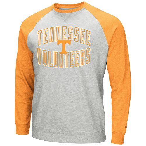 Men's Tennessee Volunteers Raglan Sleeve Fleece