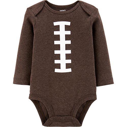 Baby Carter's Football Costume Bodysuit