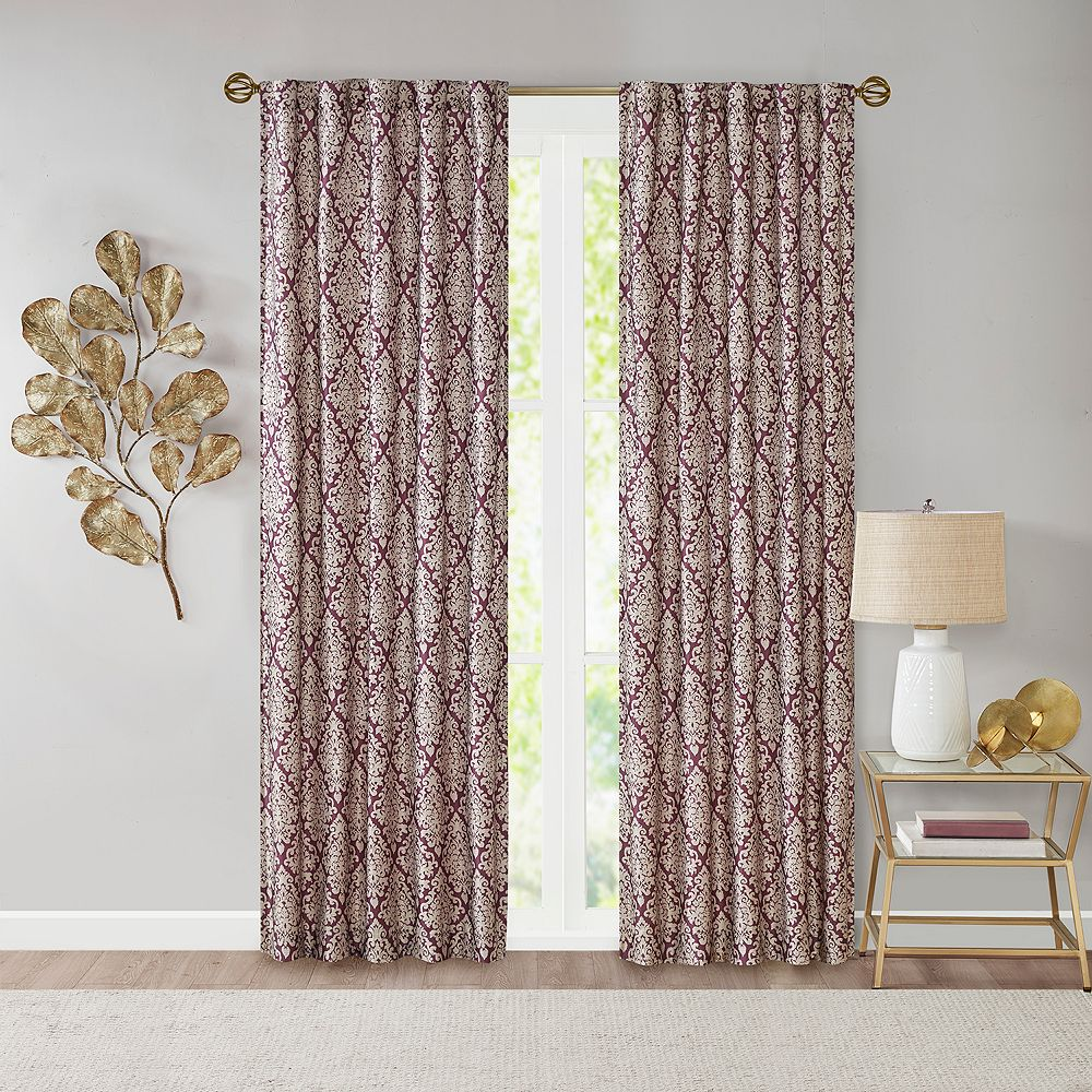 Madison Park Luciana Window Curtain Set