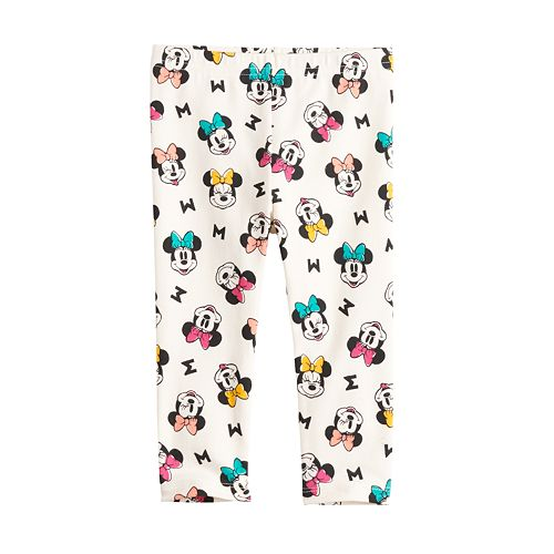 Disney's Minnie Mouse Toddler Girl Print Leggings by Jumping Beans®
