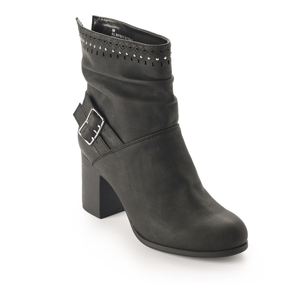 Dolce by Mojo Moxy Dover Women's Ankle Boots