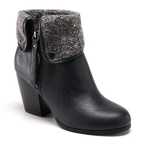 Dolce by Mojo Moxy Jetset Women's Ankle Boots