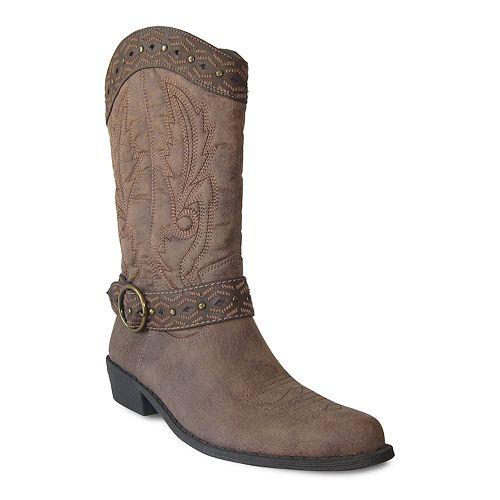 Dolce by Mojo Moxy Quest Women's Western Boots