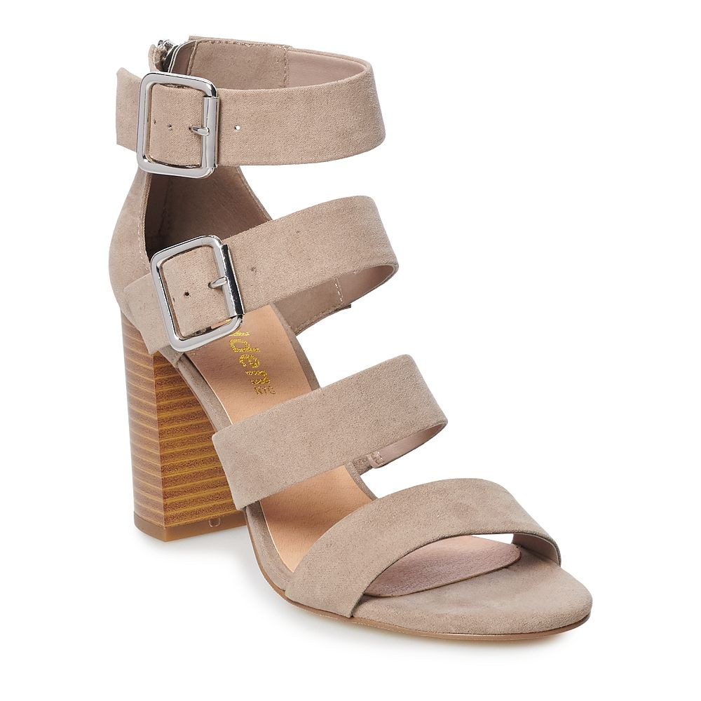 madden NYC Hero Women's Strappy Sandals
