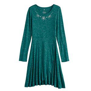 Girls 7-16 & Plus Size SO® Cozy Dress