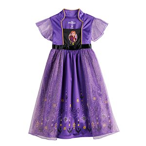Disney's Frozen 2 Anna Toddler Girl Fantasy Nightgown