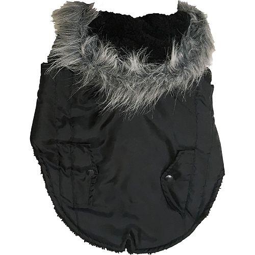 Woof Pet Puffer Hooded Jacket