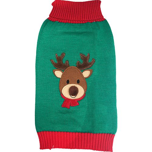 Woof Holiday Pet Sweater