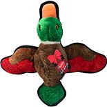 Woof Holiday Mallard Duck Dog Toy
