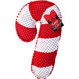 Woof Holiday Candy Cane Dog Toy