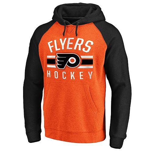 Men's Philadelphia Flyers Fleece Pullover Hoodie