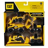 Tonka Cat Little Machines 5-Pack