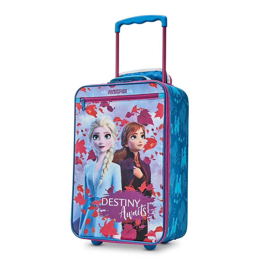Disney's Frozen 2 Kids Luggage By American Tourister