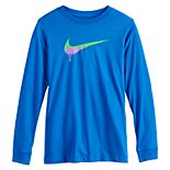 Boys 8-20 Nike Dripped Paint Swoosh Tee