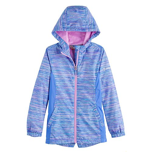 Girls 4-16 Free Country Windshear Jacket With Hood