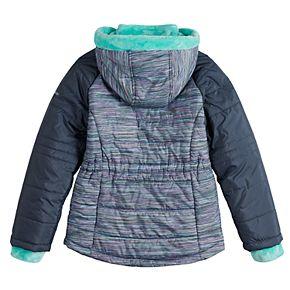 Girls' 4-16 Free Country Cloud Lite Bib Puffer Jacket
