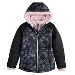 Girls' 4-16 Free Country Cloud Lite Bib Puffer Jacket