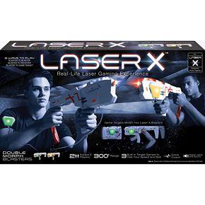 Laser X Morph Double Blasters