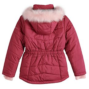 Girls 7-16 Free Country Cloud Lite Bib Puffer Jacket