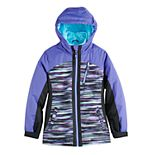 Girls 4-16 Free Country Radiance Boarder Bib Jacket
