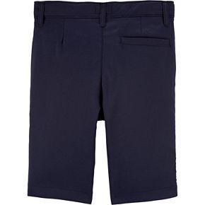 Boys 4-14 OshKosh B'gosh Moisture-Wicking Uniform Chino Shorts