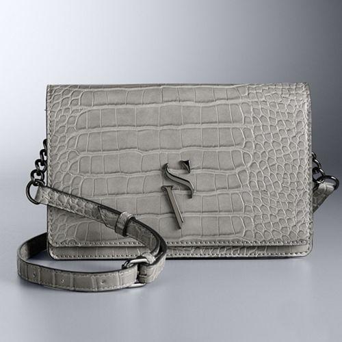 Simply Vera Vera Wang Leena Envelope Crossbody Bag