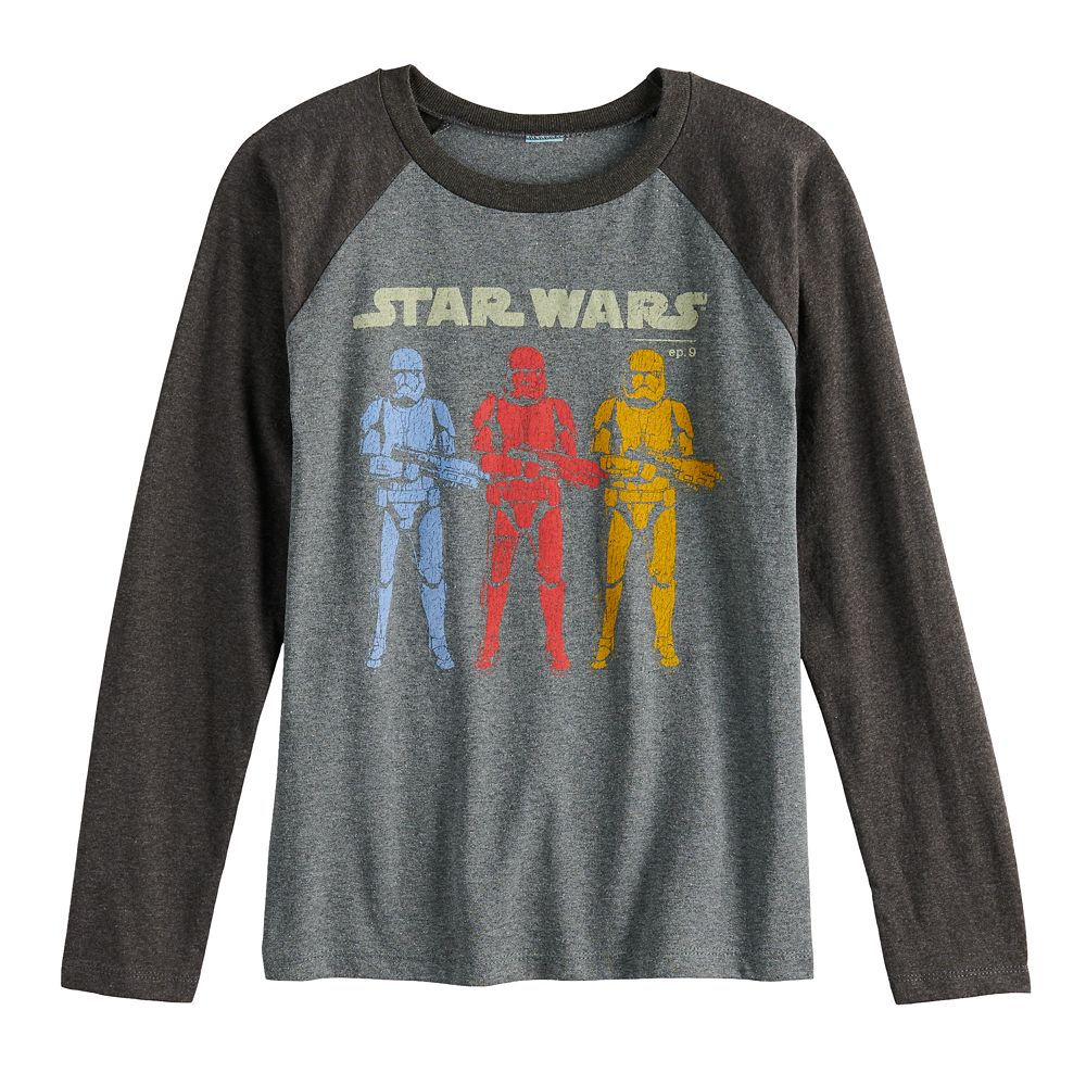 Boys 8-20 Star Wars Episode 9 Graphic Tee