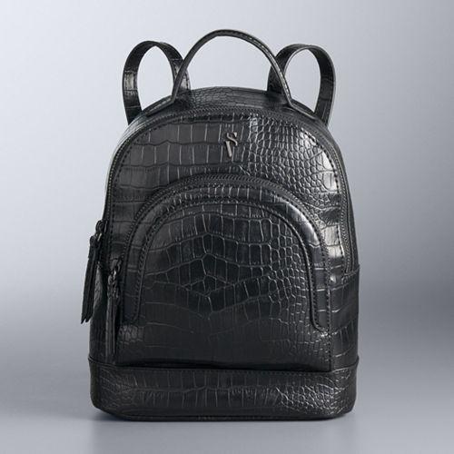 Women's Simply Vera Vera Wang Glow Mini Backpack