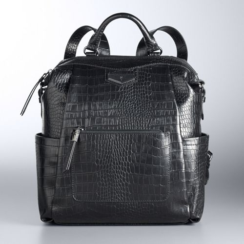 Simply Vera Vera Wang Turne Backpack