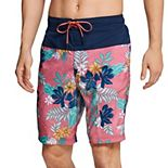 "Men's Speedo Hawaiian Floral Bondi 20"" Board Shorts"