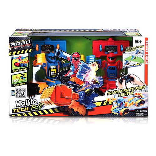 Maisto Remote Controlled Robo Fighters Battle Pack