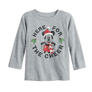 Disney's Mickey Mouse Baby Boy Christmas Graphic Tee by Jumping Beans®