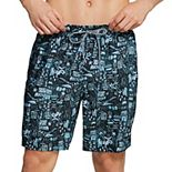 "Men's Speedo Island Tour Redondo Volley 18"" Swim Trunks"