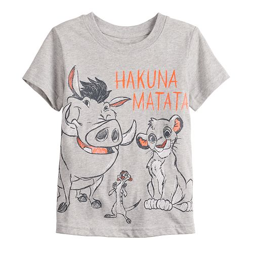 Toddler Boy Disney's Lion King Short-Sleeve Tee by Jumping Beans®