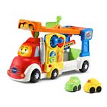 VTech® Go! Go! Smart Wheels® Big Rig Car Carrier?