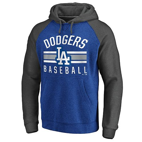 Men's Los Angeles Dodgers Fleece Pullover Hoodie