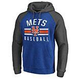 Men's New York Mets Fleece Pullover Hoodie