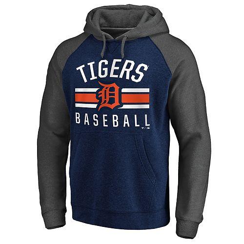 Men's Detroit Tigers Fleece Pullover Hoodie